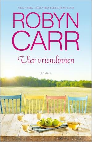 Vier vriendinnen E-book  door Robyn Carr