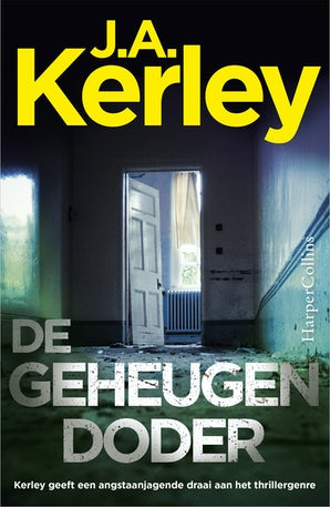 De geheugendoder E-book  door J.A. Kerley