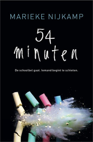 54 minuten E-book  door Marieke Nijkamp