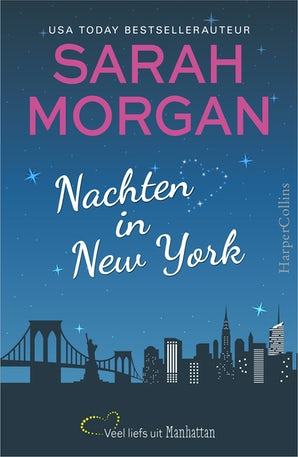 Nachten in New York E-book  door Sarah Morgan