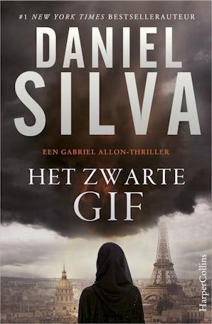 Het zwarte gif E-book  door Daniel Silva