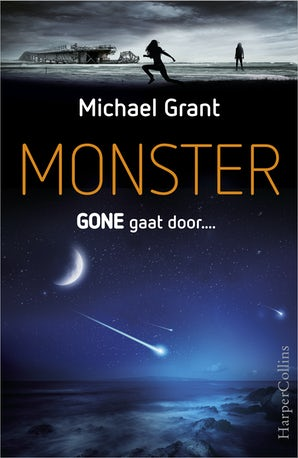 Monster E-book  door Michael Grant