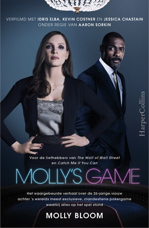 Molly's Game E-book  door Molly Bloom